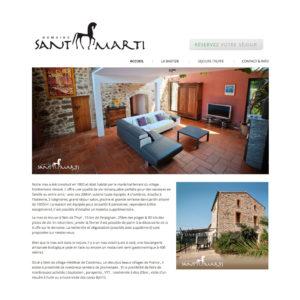 www.domainesantmarti.com